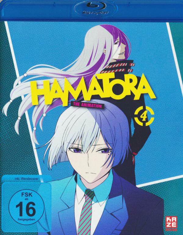 Hamatora - Vol. 4 Blu-ray Bild