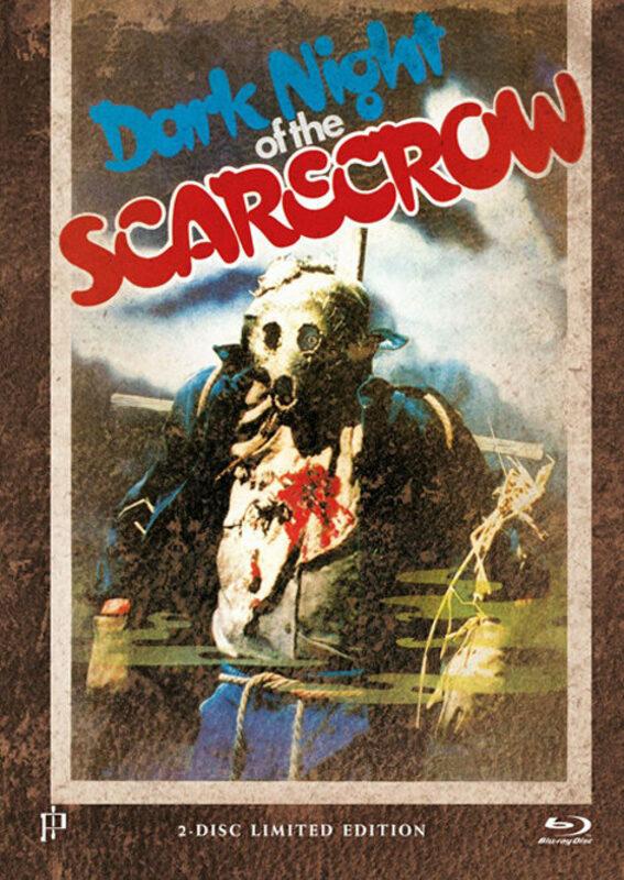 Dark Night of the Scarecrow  [LE] (+ DVD) Blu-ray Bild