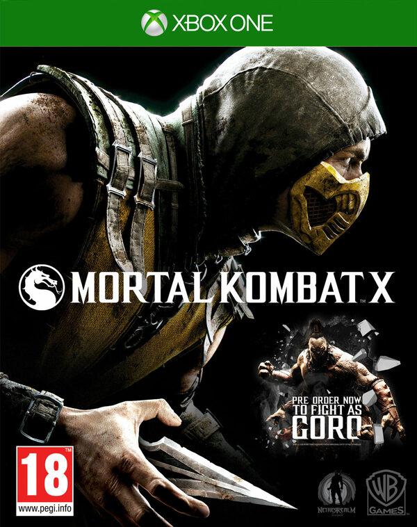 Mortal Kombat X (Uncut AT) XBox One Bild