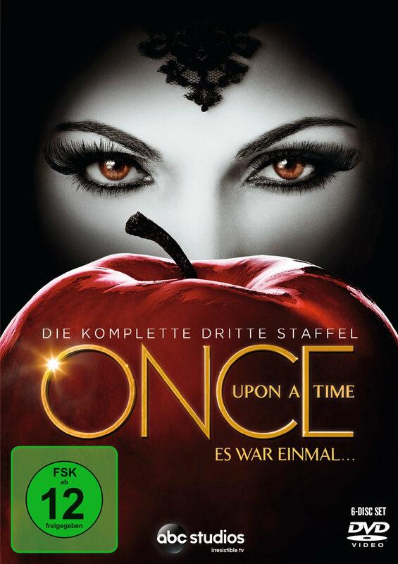 Once upon a time - Es war einmal - Staffel 3 DVD Bild
