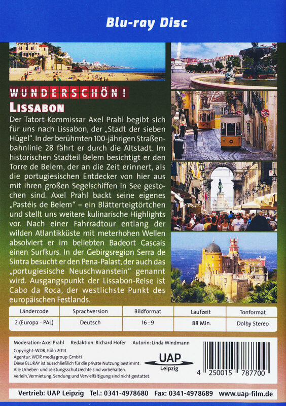 Wunderschön Lissabon