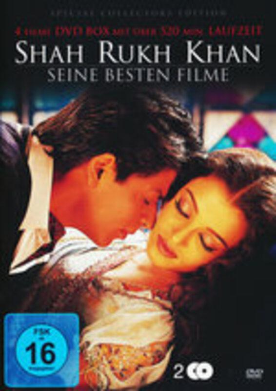 Shah Rukh Khan - Seine besten Filme  [2 DVDs] DVD Bild