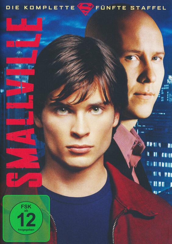 Smallville - Staffel 5  [6 DVDs] DVD Bild