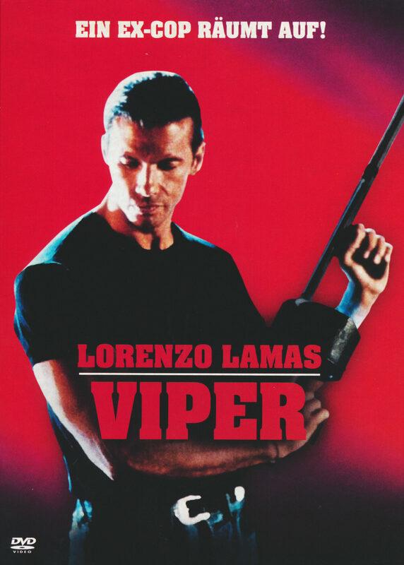 Viper - Ein Ex-Cop räumt auf DVD Bild