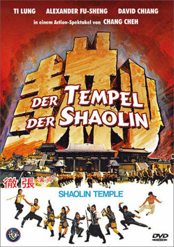 Der Tempel der Shaolin  [LE] DVD Bild