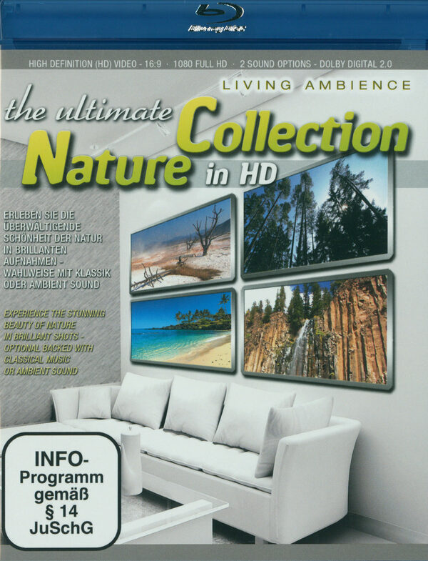 The Ultimate Nature Collection Blu-ray Bild