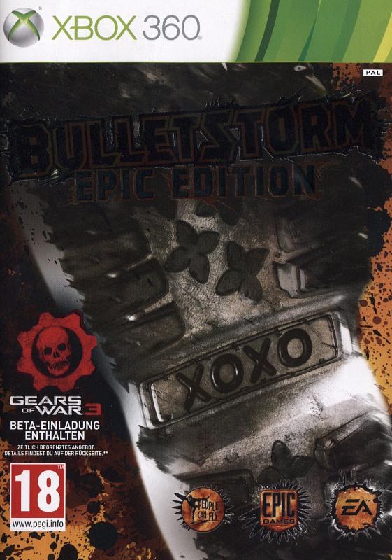 Bulletstorm (Uncut AT) XBox 360 Bild