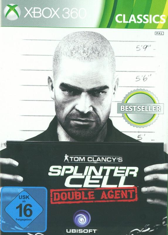 Splinter Cell - Double Agent (Tom Clancy) XBox 360 Bild