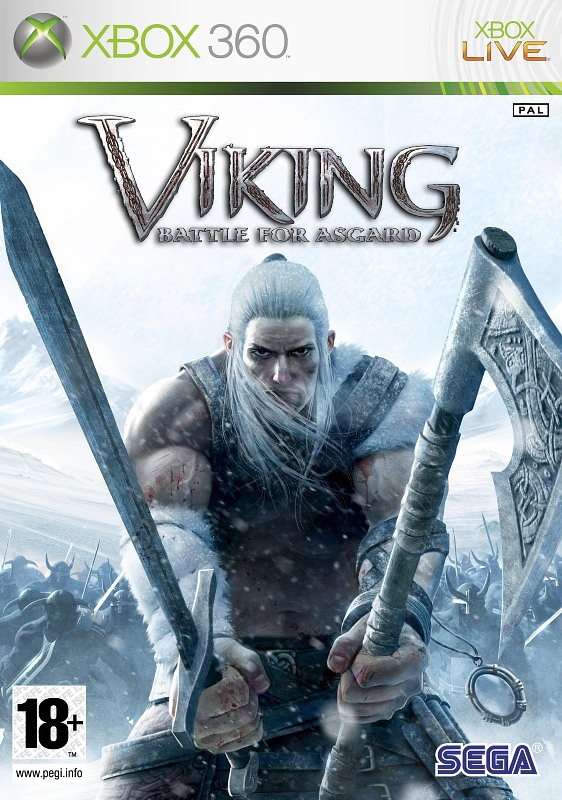 Viking: Battle for Asgard (Uncut) XBox 360 Bild