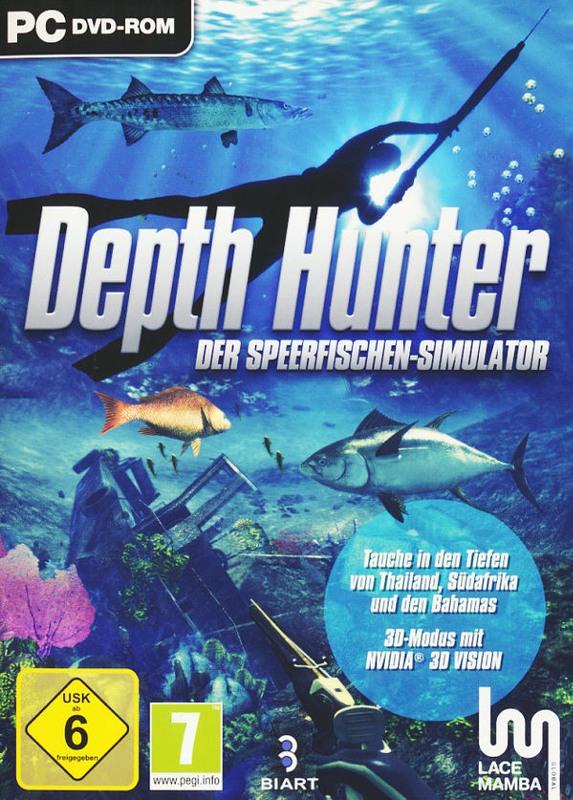 Depth Hunter - Der Speerfischen-Simulator PC Bild