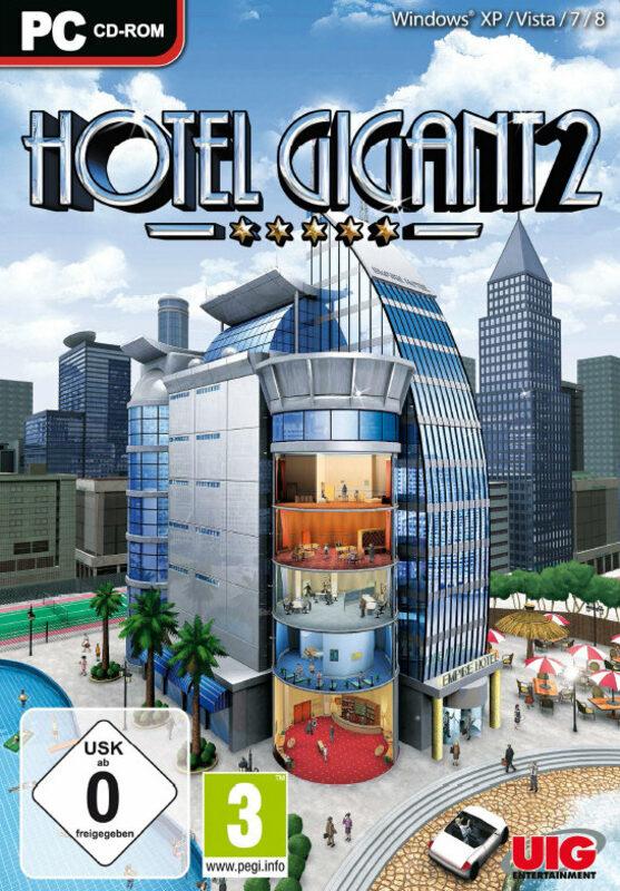Hotel Gigant 2 PC Bild