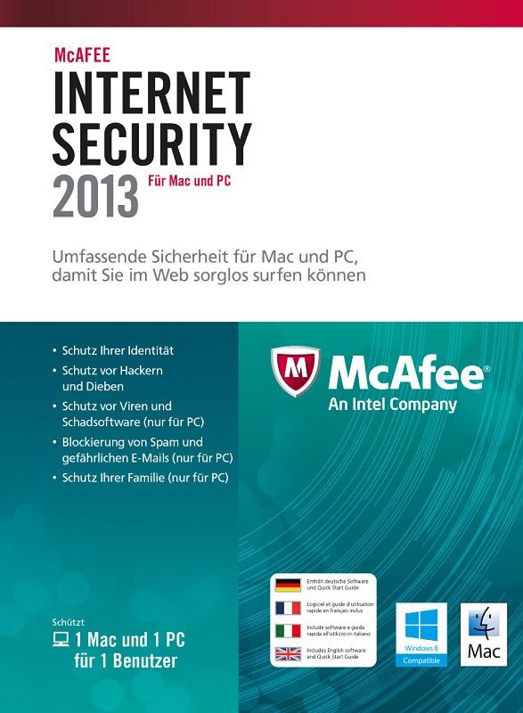 mcafee internet security ключик на 2015 год