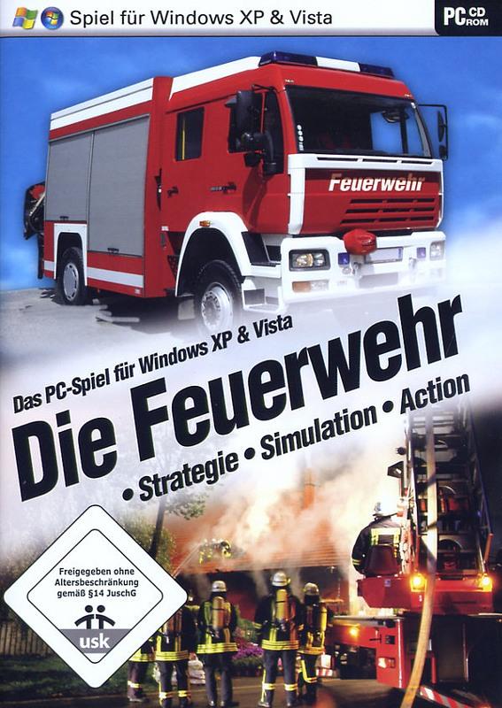 Die Feuerwehr PC Bild