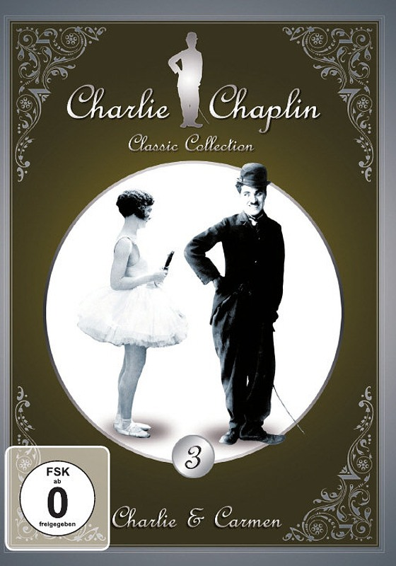 Charlie Chaplin Classic Collection Vol. 3 DVD Bild