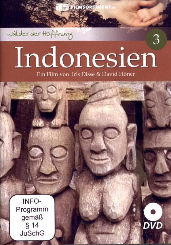 Indonesien - Wälder der Hoffnung Teil 3 DVD Bild