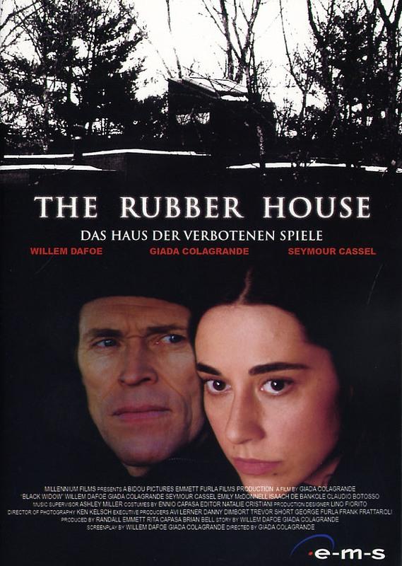 The Rubber House DVD Bild