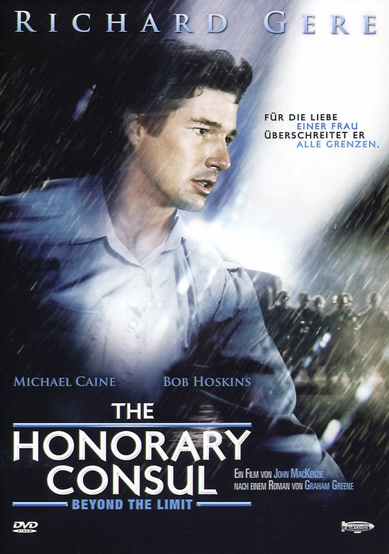 The Honorary Consul - Beyond the Limit DVD Bild