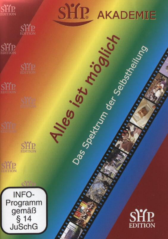 Alles ist möglich - Das Spektrum der Selbst... DVD Bild