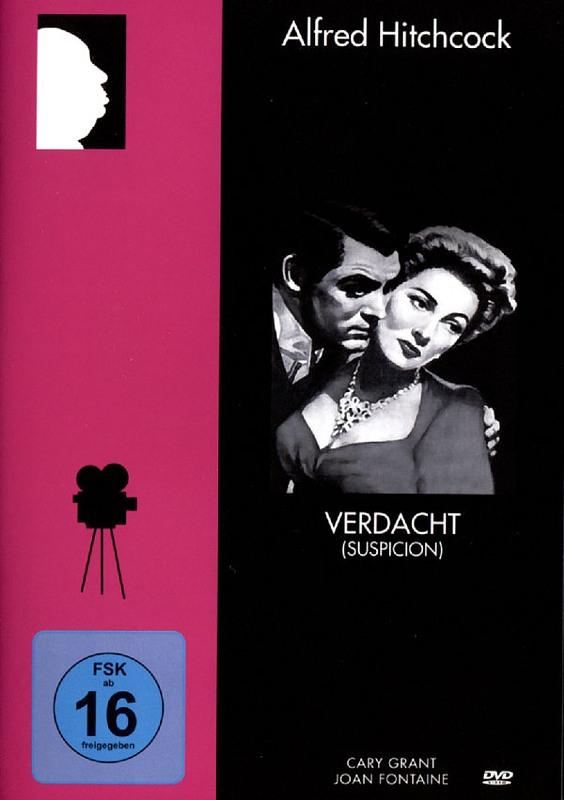 Verdacht DVD Bild