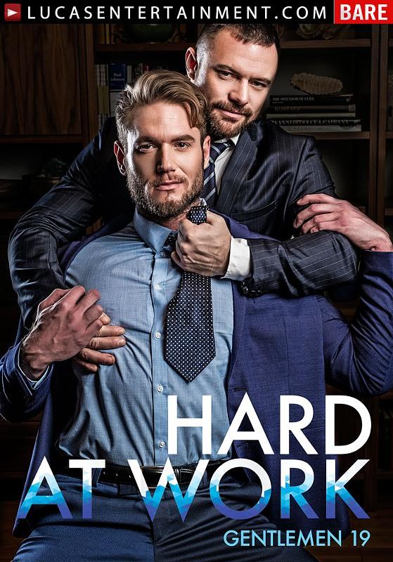 Gentlemen 19 Hard At Work Gay DVD Bild