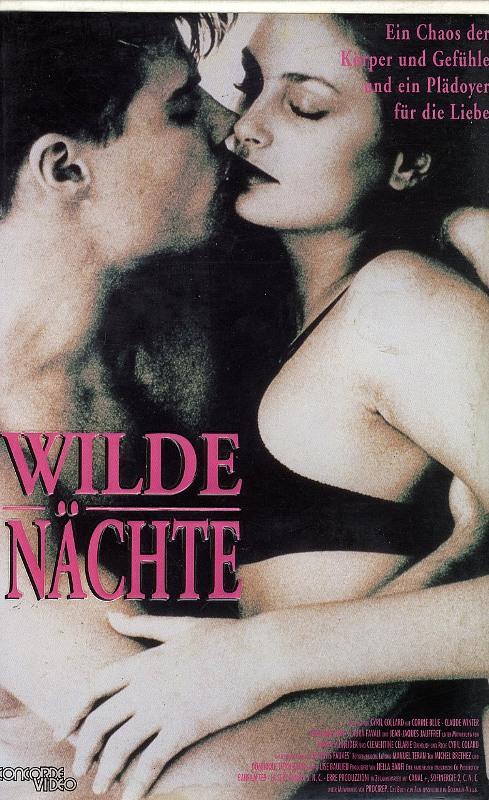 Wilde Nächte VHS-Video Bild