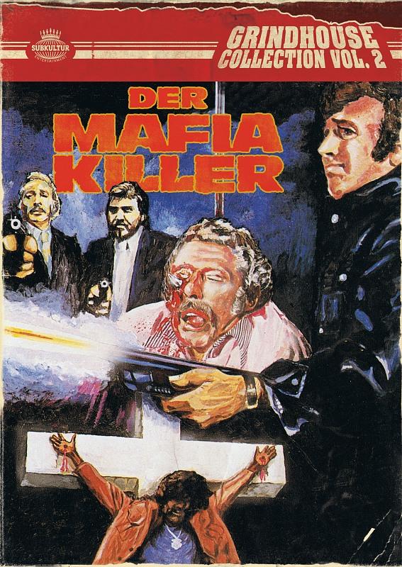 Der Mafia-Killer - Grindhouse Collection Vol. 2 (+ DVD) Blu-ray Bild