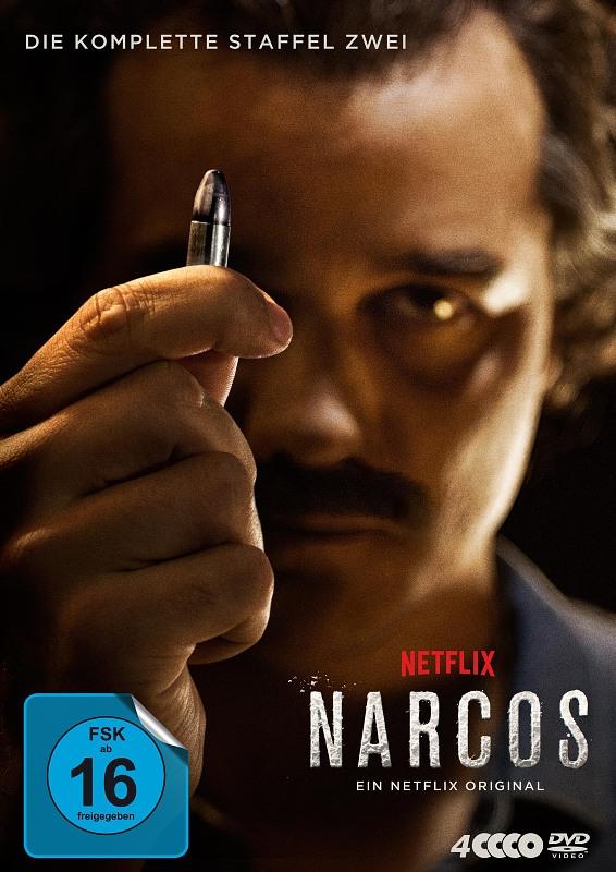Narcos - Staffel 2 Blu-ray Bild