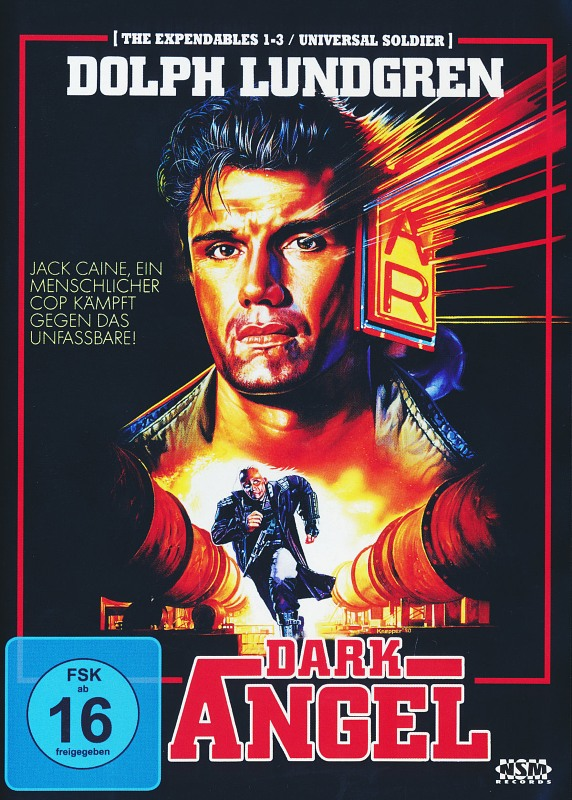 Dark Angel DVD Bild
