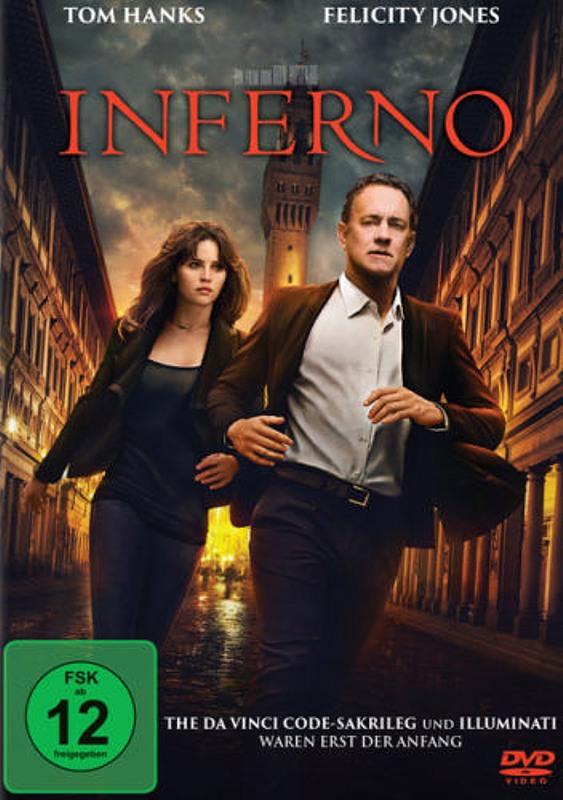 Inferno DVD Bild