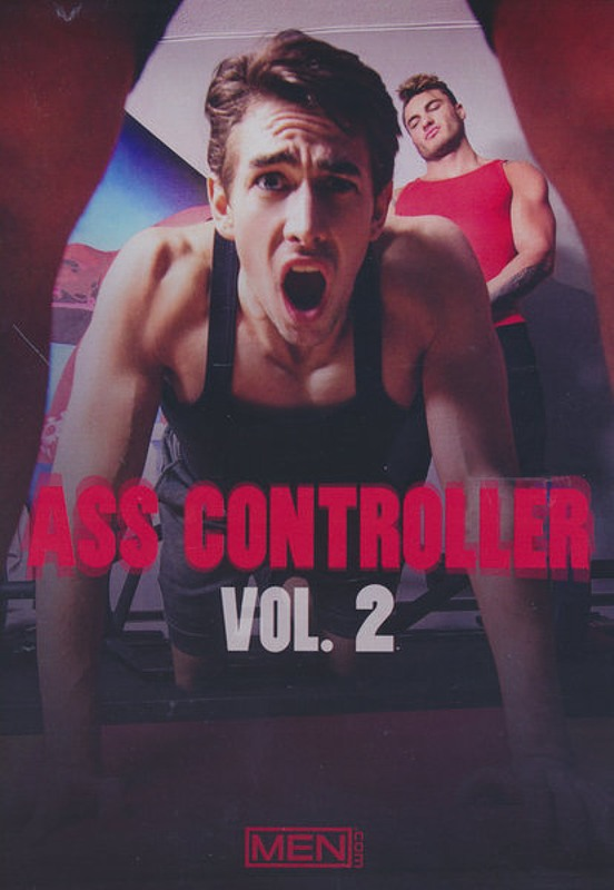 Ass Controller  2 Gay DVD Bild
