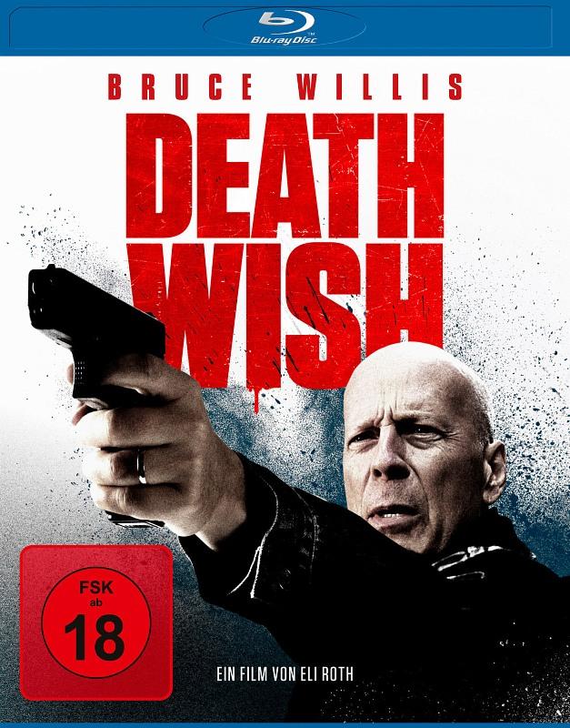 Death Wish Blu-ray Bild