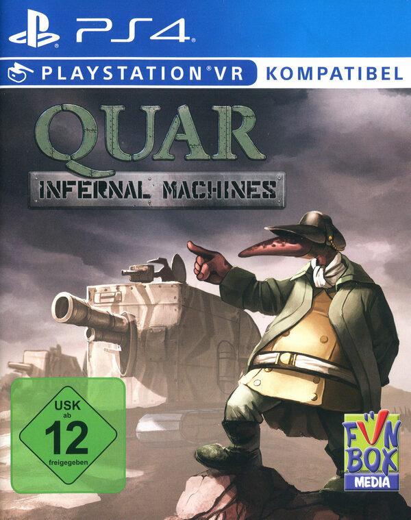 Quar - Infernal Machines Playstation 4 Bild