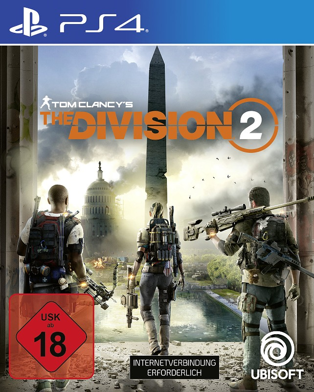 Tom Clancy's - The Division 2 Playstation 4 Bild