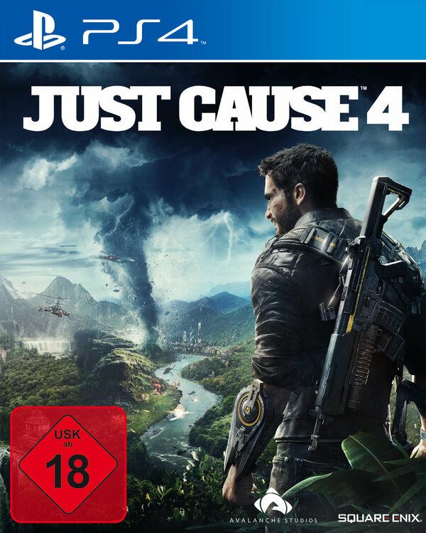Just Cause 4 Playstation 4 Bild