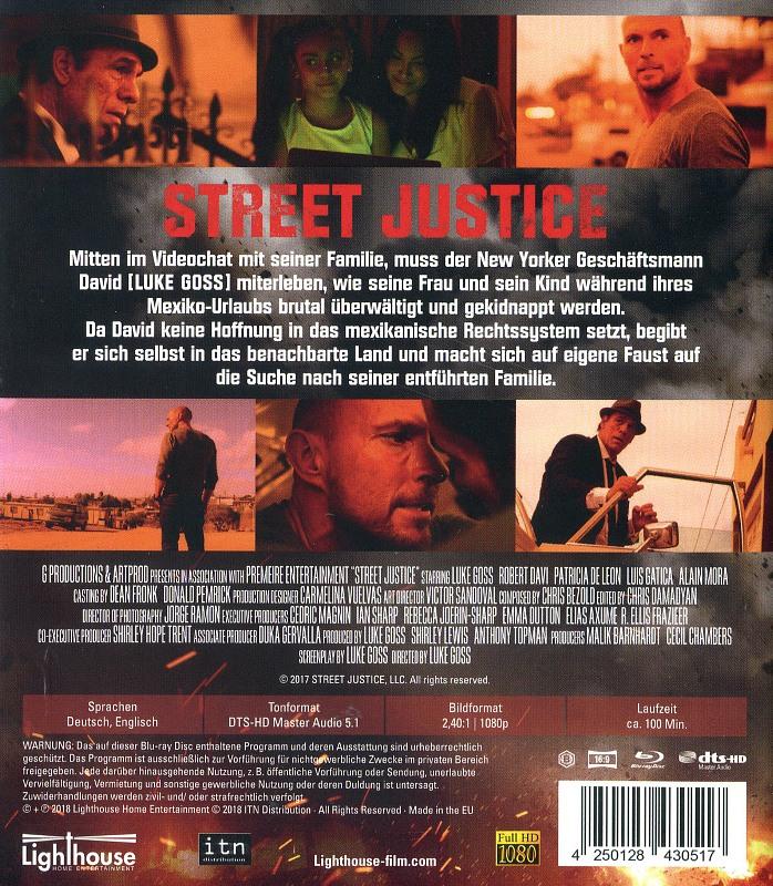 Street Justice Rache Kennt Kein Gesetz