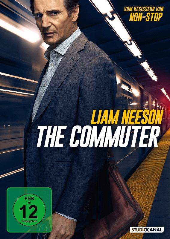 The Commuter DVD Bild