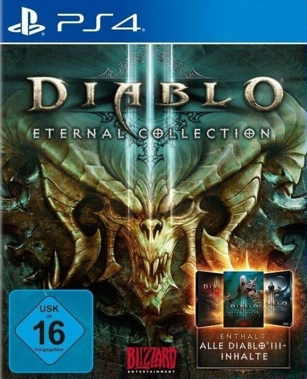 Diablo 3 - Eternal Collection Playstation 4 Bild