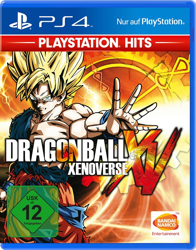 Dragonball Xenoverse Playstation 4 Bild