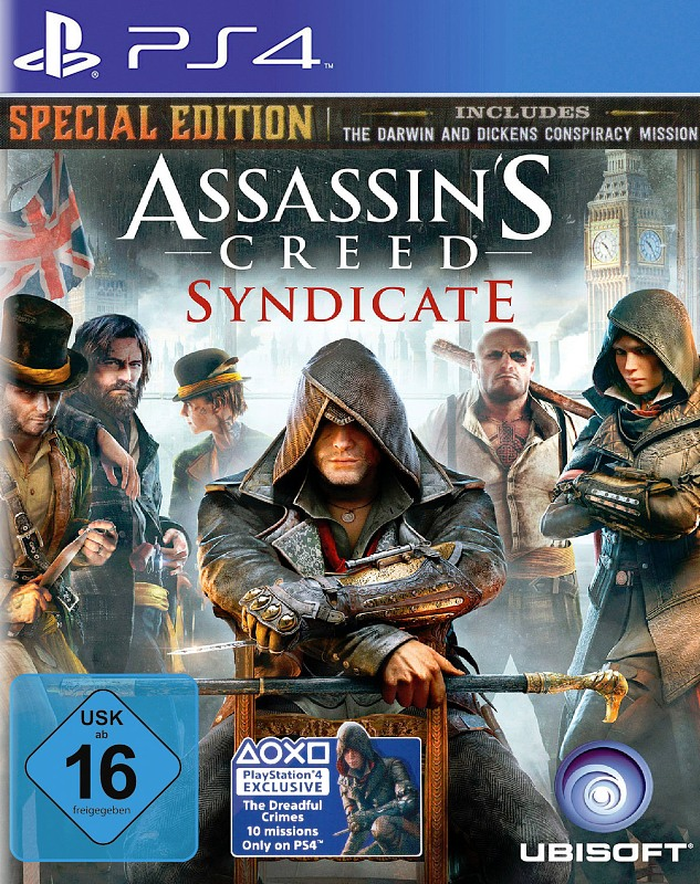 Assassin's Creed Syndicate (Special Edition) Playstation 4 Bild
