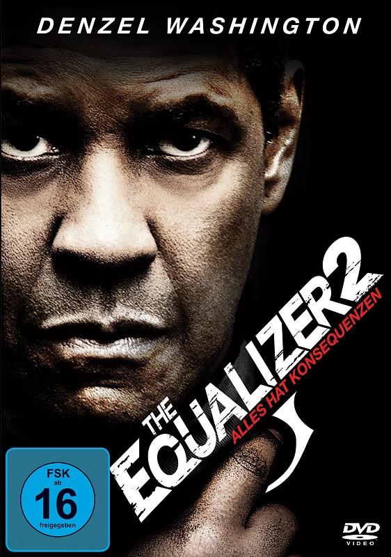 The Equalizer 2 DVD Bild