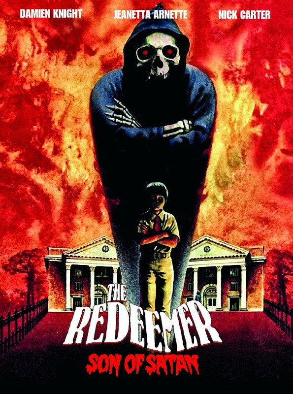 Redeemer - Uncut  [LE] [MB]  (+ DVD) Blu-ray Bild