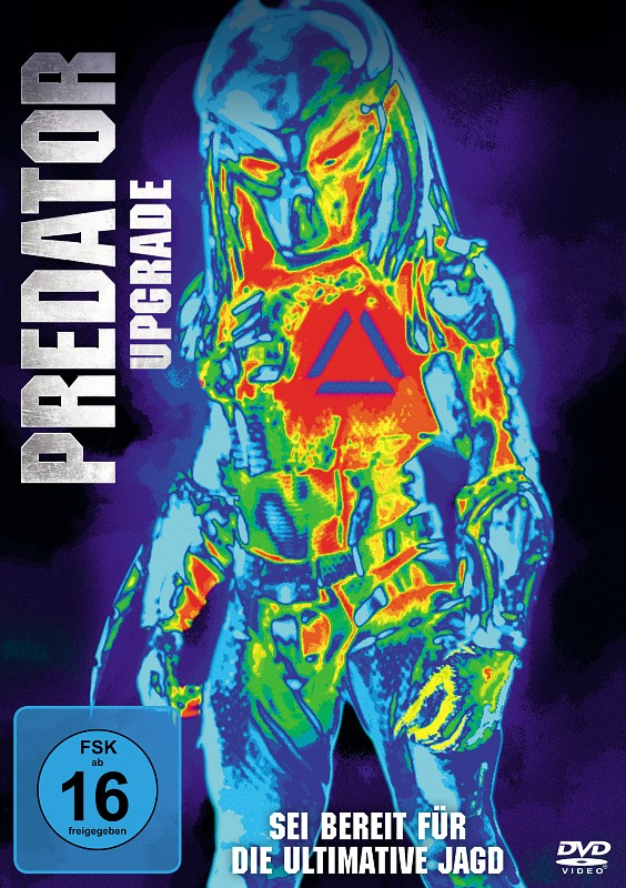 Predator - Upgrade DVD Bild