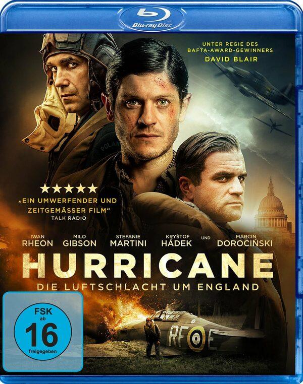 Hurricane - Luftschlacht um England Blu-ray Bild