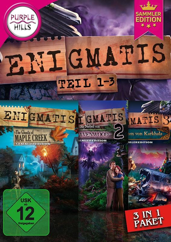 Enigmatis 1-3 PC Bild