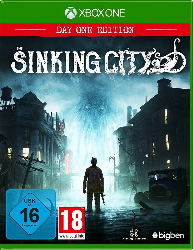 The Sinking City (Day One Edition) XBox One Bild