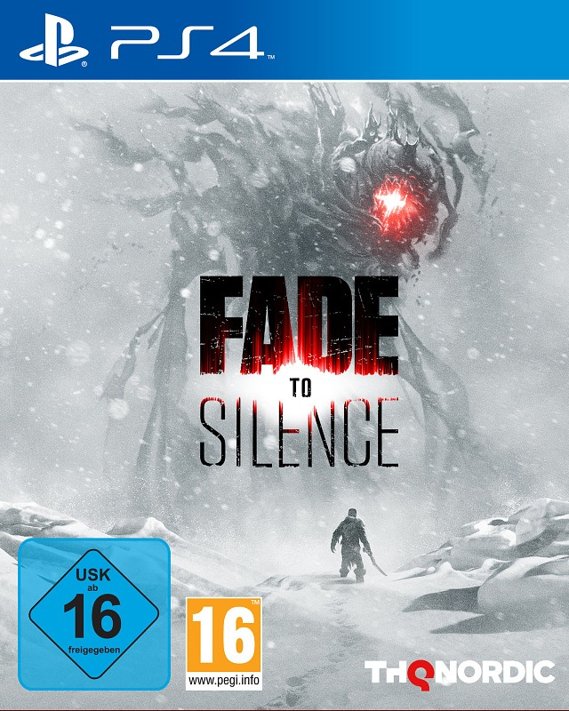 Fade to Silence Playstation 4 Bild