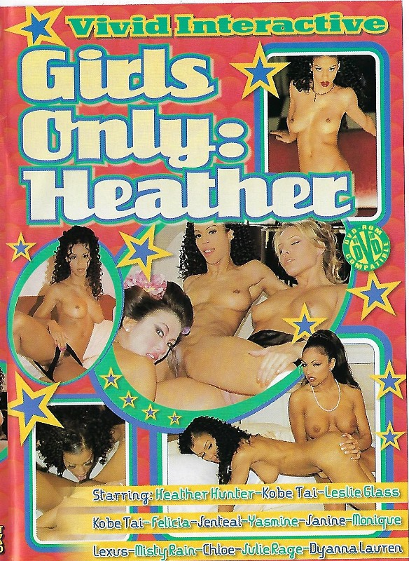 Girls only heater DVD Bild