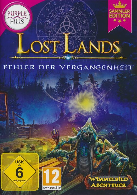 Lost Lands – Fehler der Vergangenheit PC Bild
