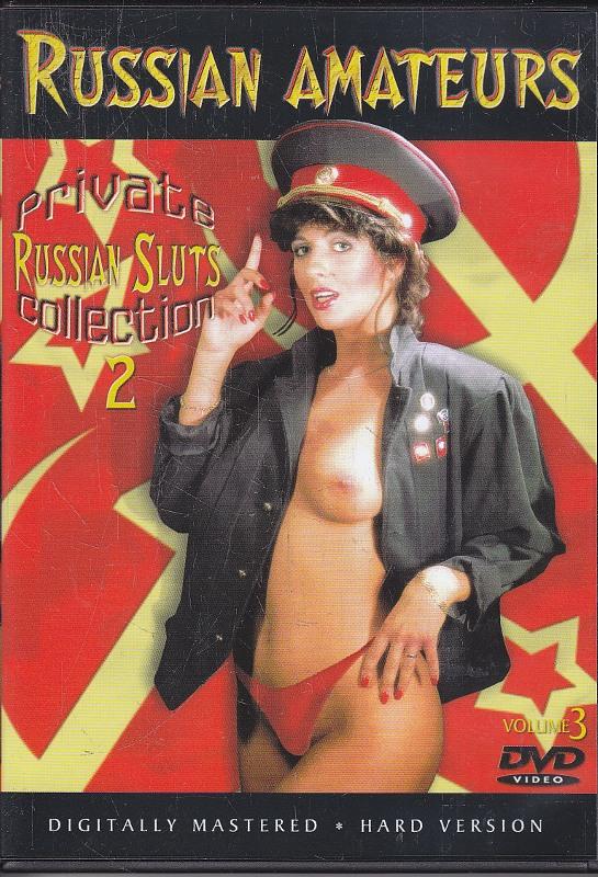 Private Russian Sluts Collection Vol. 03 DVD Bild