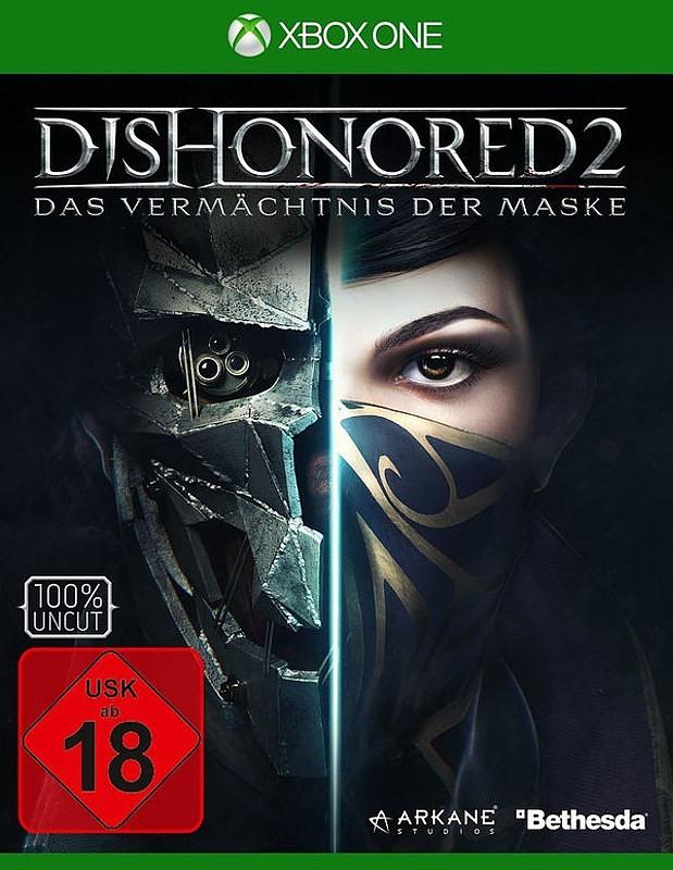 Dishonored 2 XBox One Bild